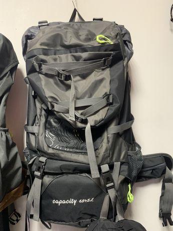 Рюкзак туристический Capacity 65+5L