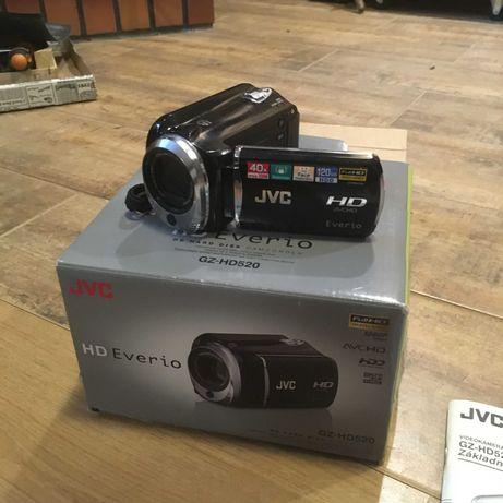 Kamera cyfrowa JVC HD Everio