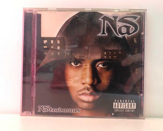 NAS - Nastradamus CD - Rap - Hip Hop - Klasyk