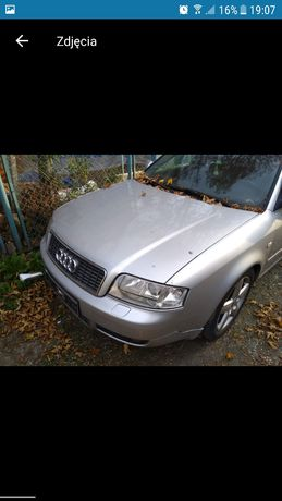 Audi a6 c5 1.9 tdi 2.5 v6 wszystkie czesci