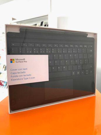 Capa Teclado Microsoft Surface Pro Preto Português NOVO