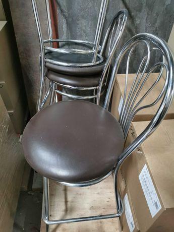 Krzesła skórzane