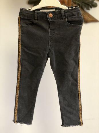 Джинси на дівчинку Zara 1,5-2 роки/джинси Zara
