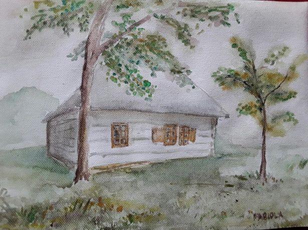 Obraz Chatka z Tokarni
