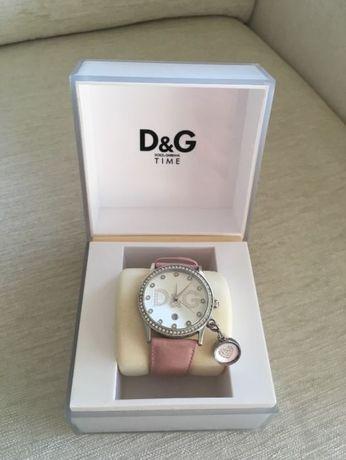 Relógio D&G como novo original
