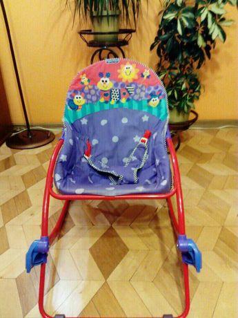 Krzesełko bujak