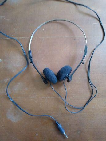 Słuchawki Walkman lata 90-te