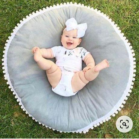 Almofada/manta de bebe para o chão