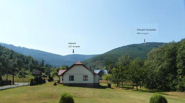 Noclegi pod Klimczokiem pokoje/dom w górach