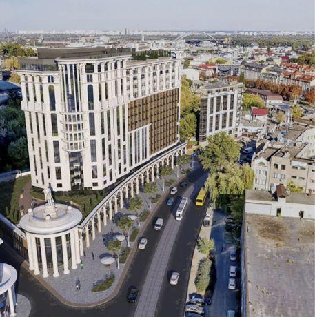 Центр Подол Плаза-2! 1-2 ком премиум квартира Podil plaza&Residence-2