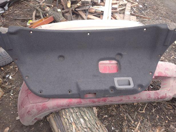 Emgrand 7 накладка багажника