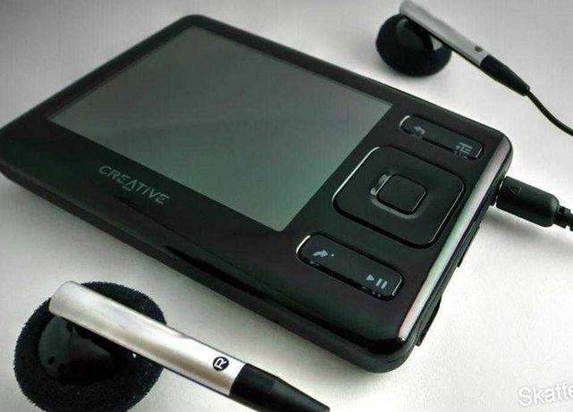 odtwarzacz multimedialny mp3/mp4 Creative Zen 8G z etui