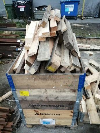 Drewno  na opał z transportem