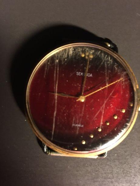 Часы секунда СССР