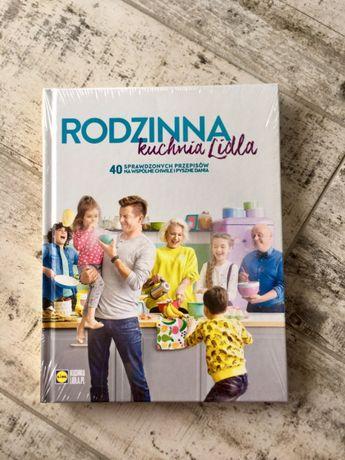Rodzinna kuchnia Lidla/książka kulinarna