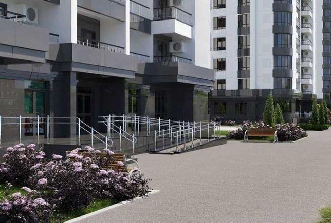 Осокорки Позняки 1к. квартира (36м2) ЖК Урловский-2  ул. Клеманская 7