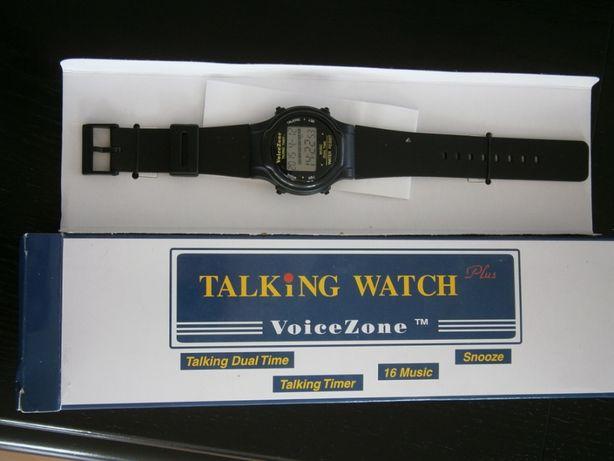 Zegarek mówiący nowy