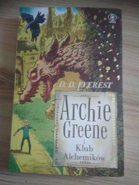 Archie Greene i klub alchemików D.D. Everest