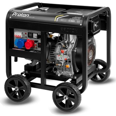 Agregat prądotwórczy Diesel 14kVA Dual POWER / AVR