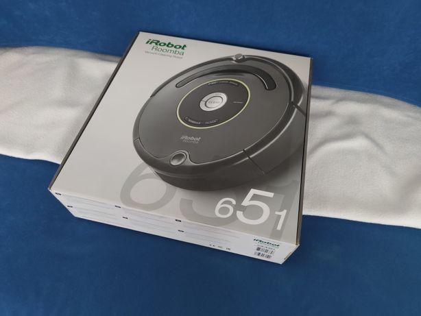 Робот-пылесос iRobot 651