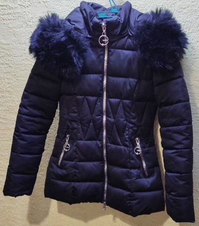 Женская зимняя куртка размер s 42