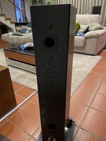 Colunas monitor audio silver 200 6 geracão