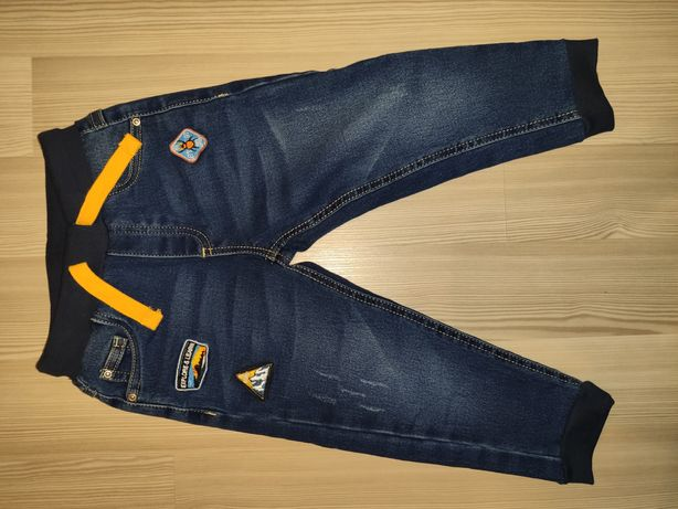 Spodnie jeansowe 5 10 15