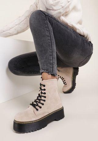 Весенние/осенние ботинки 40 размер, новые