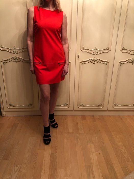 Czerwona sukienka mini Mohito r.38 Siedlce - image 1