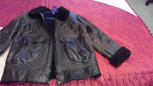 продам мужскую куртку из меха овчина разм 52