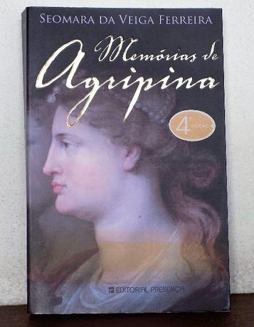 """Vendo Livro: """"Memórias de Agripina"""""""