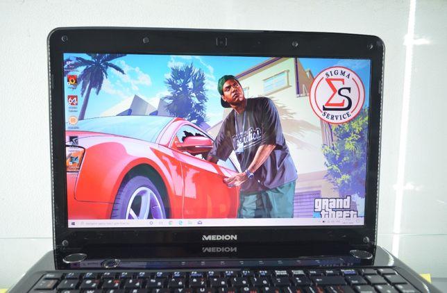 Игровой ноутбук MEDION P6631. Из ЕВРО. Магазин SIGMA.