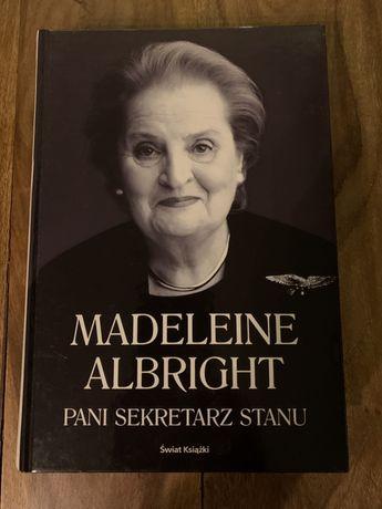 Biografia Madeleine Albright stan nowa!