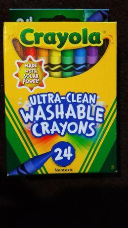 Crayola смываемые карандаши