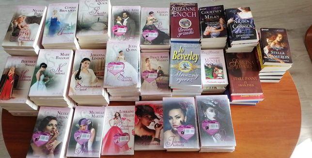 Książki - romanse-historyczne, historyczne, fantasy.
