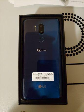 G7+ 6/128Blue, LG G7 4/64 gray, Кореец (запечатан)+ бампер, стекло