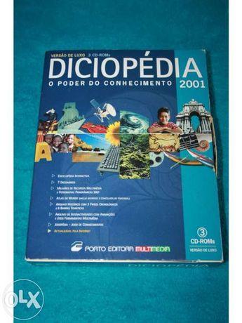 Diciopédia 2001 Original (3 CDs)