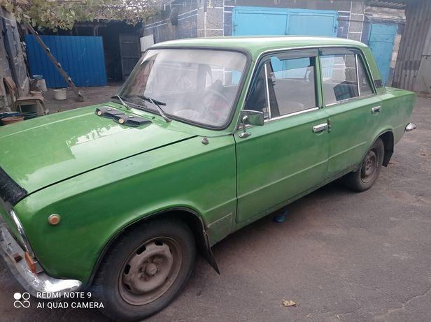 Продам ВАЗ 2101 на газу
