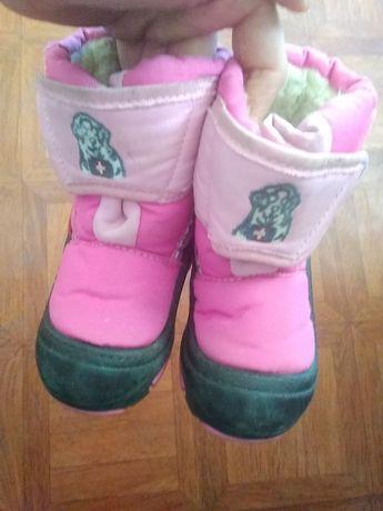 Дитяче взуття, сапожки, ботинки, термоботинки