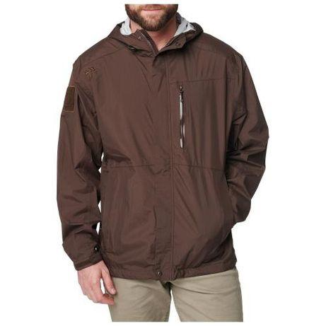 Куртка тактическая влагозащитная 5.11 Aurora Shell Jacket размер S