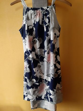 Sukienka lato M na ramiączkach