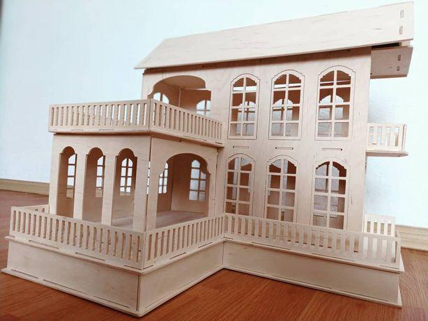 Ляльковий будиночок, 3D конструктор