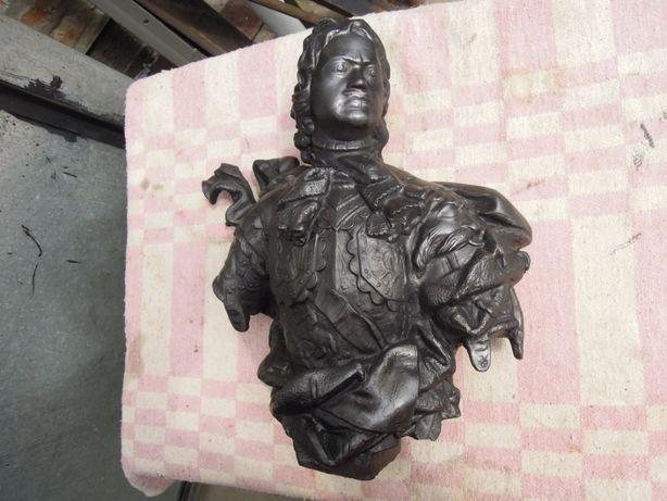 Бюст Пётр первый статуэтка