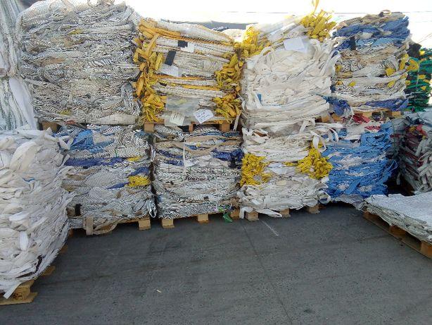 Worki Big Bag używane rozmiar 100/100/170cm Lej zasyp / wysyp Hurt