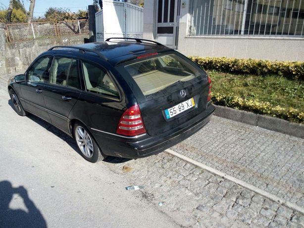 Mercedes C220 Elegance (selo barato)
