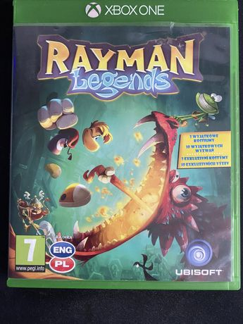 Gra Rayman Legends xbox one
