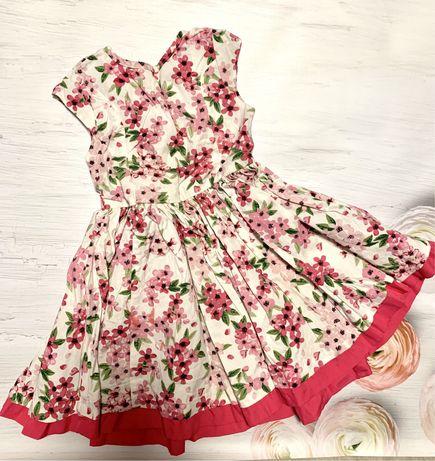 Платье на 4-5 лет • плаття