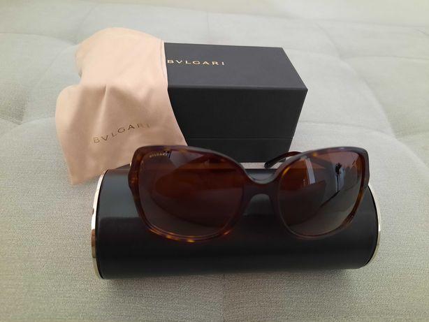Okulary przeciwsłoneczne Bvlgari