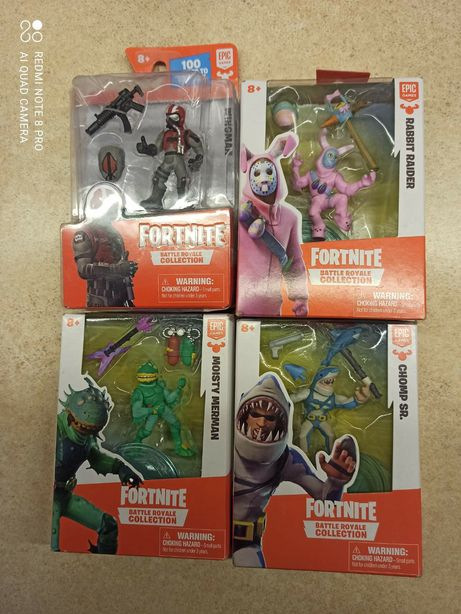 Фигурки Fortnite Battle Royale Collection