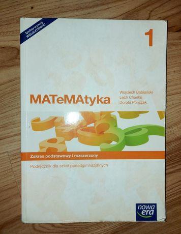 Matematyka 1, zakres podstawowy i rozszerzony